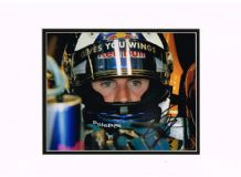David Coulthard Autograph Signed Photo